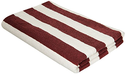 Bombay Dyeing 470 GSM Cotton Pool Towel – Choco