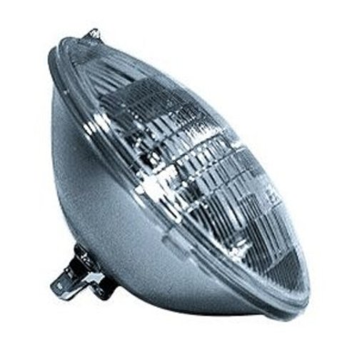 OCTANE LIGHTING 5-3/4 Halogen 12V Glass Sealed Beam HI/LOW Beam Headlight Headlamp Light Bulb 12 - Sealed 5 Beam 3/4