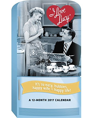 I Love Lucy Wall Calendar