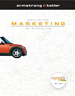 Amazon marketing an introduction 11th edition 9780132744034 marketing an introduction 9th edition fandeluxe Choice Image