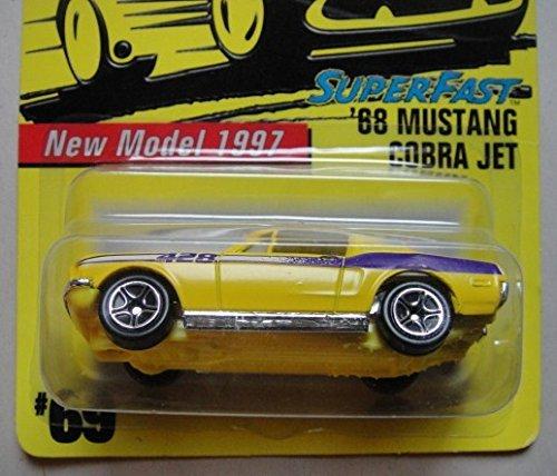 68 Mustang Cobra Jet - 5