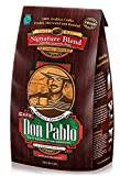 5LB Cafe Don Pablo Gourmet Coffee Signature Blend - Medium-Dark Roast Coffee - Whole Bean Coffee - 5 Pound (5 lb) Bag