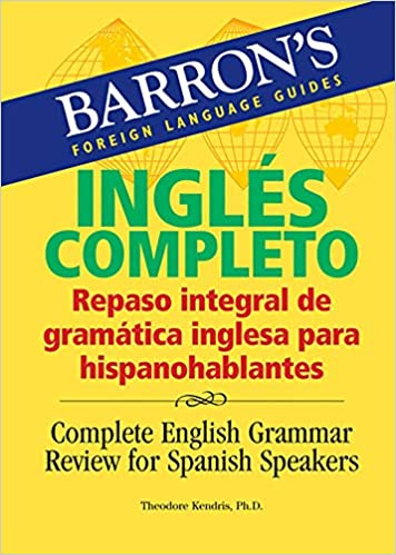 Inglés Completo Repaso Integral De Gramática Inglesa Para