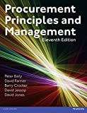 img - for Procurement, Principles & Management by Peter Baily (2015-05-21) book / textbook / text book