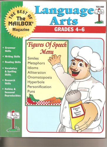 The Best of the Mailbox Magazine Language Arts Grades 4-6