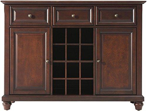 Crosley Furniture Cambridge Wine Buffet/Sideboard - Vintage ()