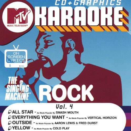 Karaoke: Mtv Rock 4 -