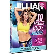 JILLIAN MICHAELS 10-MINUTE BODY TRANSFORMATION 2ND EDITION