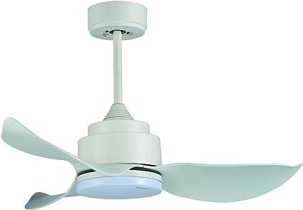 CRIXUS - Ventilador de techo (92 cm, con LED): Amazon.es ...