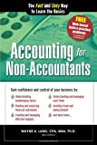 Accounting for Non-Accountants, 3E: The Fast and Easy Way to Learn the Basics (Quick Start Your Business)
