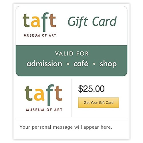 Taft Museum of Art Gift Cards - E-mail Delivery