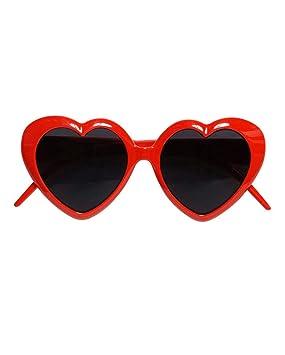 Gafas de sol del corazón