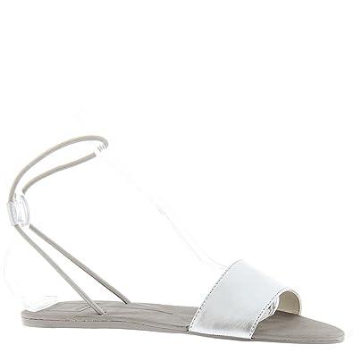 87f9802d26321 ... Thong Gladiator Flat Sandals Wrap Rivet with Zipper Summer Shoes  Dolce  Vita Women s Dara Elastic Sandals