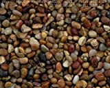 Product review for Spectrastone Shallow Creek Pebble for Freshwater Aquariums, 25-Pound Bag