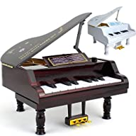 11 Keys High-Simulation Portfolio Folded Small and Cute Learning Piano Toys, ABS Environmental…