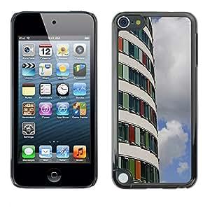 Print Motif Coque de protection Case Cover // M00157229 La arquitectura moderna del rascacielos // Apple ipod Touch 5 5G 5th 6 6G 6th