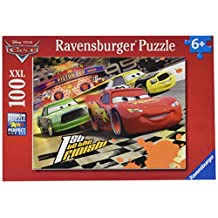Ravensburger - Cars Puzzle (100 pc )