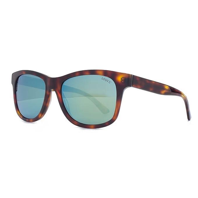 Tortoiseshell Sunglasses In Brown Dark Lo22534 Levis Wayfarer Style EI9YWDH2e
