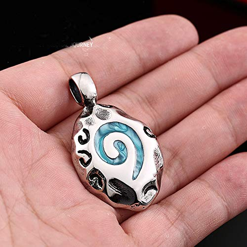 ZMY-Fashion-Jewelry-Men-Women-Wow-Hearthstone-316L-Stainless-Steel-Pendant-Necklace