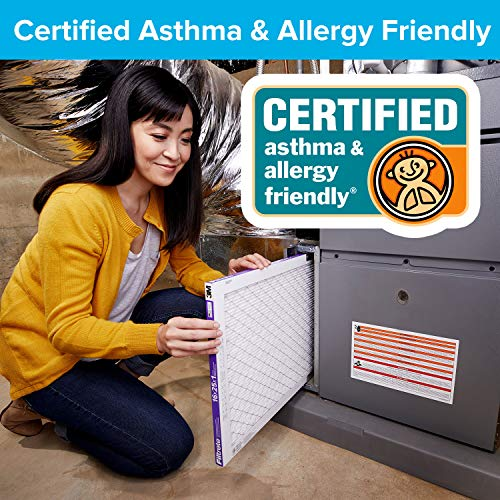 Filtrete 16x25x1, AC Furnace Air Filter, MPR 1500, Healthy Living Ultra Allergen, 2-Pack
