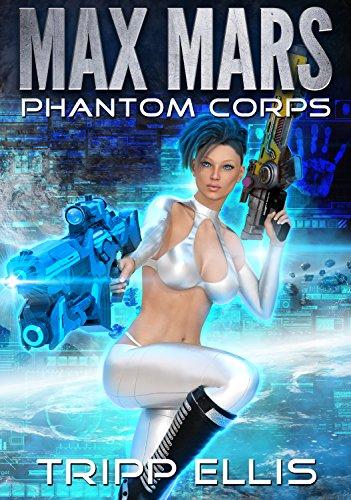 Phantom Corps (Max Mars Book 6) Command Cruiser