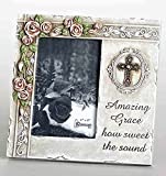 Amazing Grace Memorial Photo Frame