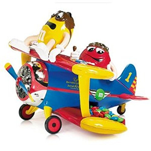 M&M Toy Airplane Candy Dispenser AKA Barnstorming Airplane