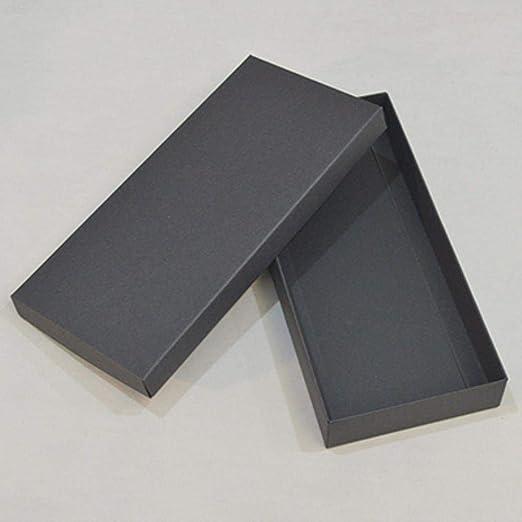 Caja de Regalo de cartón Grande, 10 Unidades, Caja de cartón ...