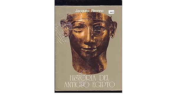 HISTORIA DEL ANTIGUO EGIPTO. TOMO II: Amazon.es: PIRENNE ...