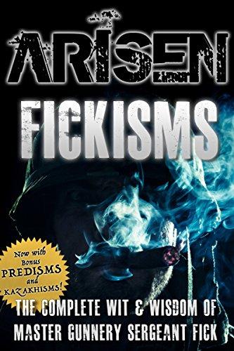 ARISEN : Fickisms cover