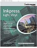 INKPRESS MEDIA LV24100,150GSM,8MIL, 99 Percent Bright, Photo Paper (#LV24100)