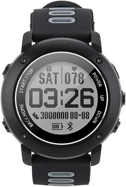 LWPCP Reloj Inteligente, GPS Impermeable, Reloj Deportivo al ...