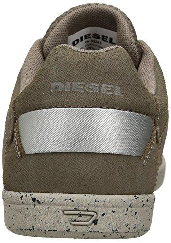 Diesel Mens Eastcop Stärkelse Mode Gymnastiksko Funghi
