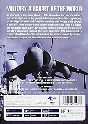 Military Aircraft of the World - Sea Harrier [Import anglais]
