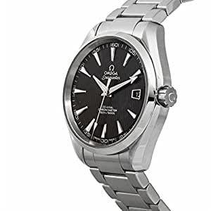 Omega Seamaster automatic-self-wind mens Watch 231.10.42.21.06.001 (Certified Pre-owned)