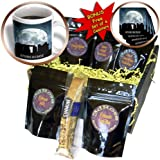 Perkins Designs Cities And Structures - Stonehenge an ancient source of mysticism and intrigue from 2500 B C with moon - Coffee Gift Baskets - Coffee Gift Basket (cgb_18186_1)