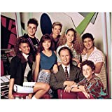 saved pic - Dennis Haskins 8 inch X 10 inch photograph Saved by the Bell: The New Class Saved by the Bell A Million Ways to Die in the West w/Teenager Cast kn