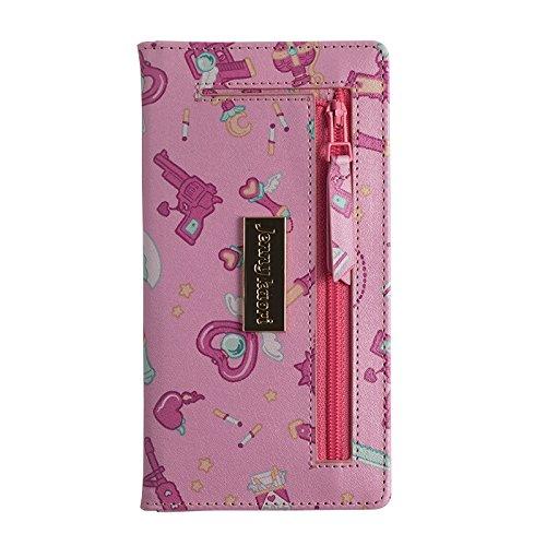 JENNY KAORI (ジェニーカオリ) MAGITHUG GIRL 手帳型スマホケース iPhone6PLUS/7PLUS/8PLUSの商品画像