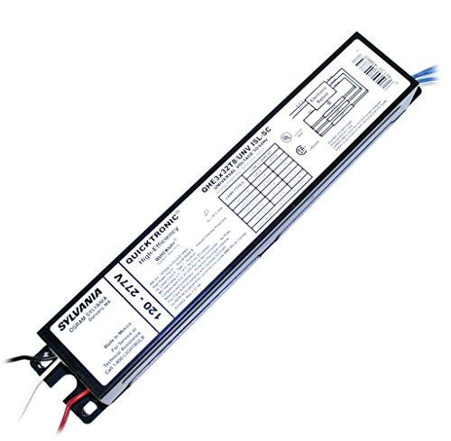 (10-Pack) Sylvania 49865 QHE 3X32T8/UNV ISL-SC T8 Fluorescent Ballast by SYLVANIA