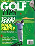 img - for Golf Tips, September 2008 Issue book / textbook / text book