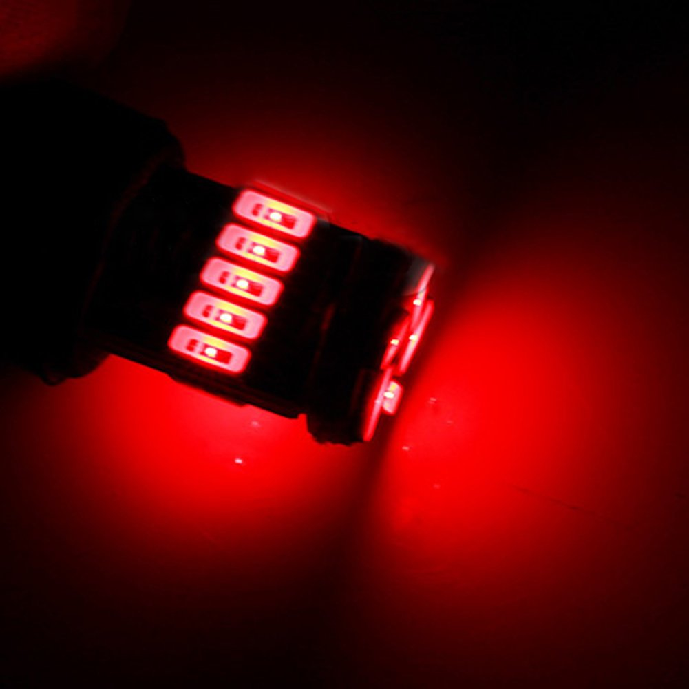 Connoworld Clearance Sale 12V 0.72W LED Width Light Reading Lamp Super Brightness Auto Bulb Car Accessory