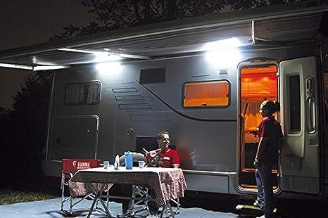 IP652x Tubo Led luz 12V para caravana y autocaravana iluminaci/ón para exteriores