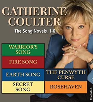 book cover of The Song Novels 1-6