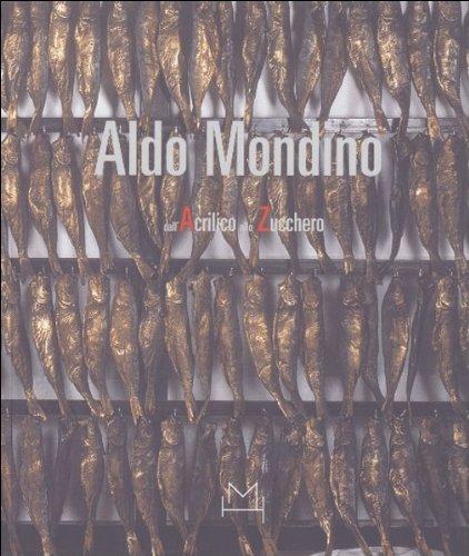 Aldo Mondino. Catalogo della mostra Vittoria Coen