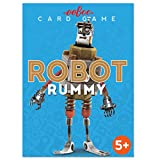 eeBoo Robot Rummy Card Game for Kids