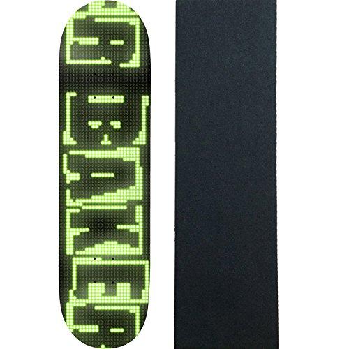 非行食用アシスタントベイカースケートボードデッキFiggyブランド名LED 8.125