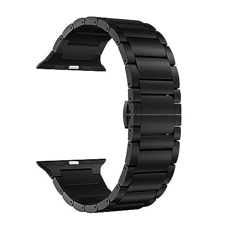 LDFAS - Correa de Repuesto para Apple Watch Series 3/2/1 (42 ...