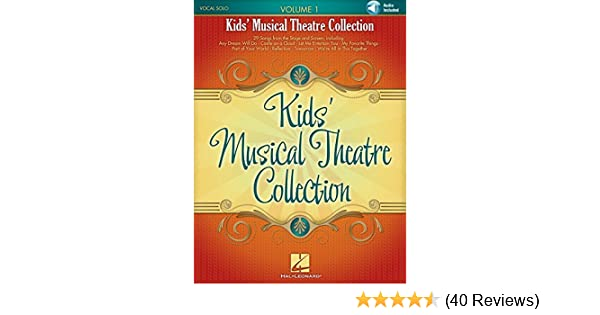 Kids musical theatre collection volume 1 songbook kindle kids musical theatre collection volume 1 songbook kindle edition by hal leonard corporation arts photography kindle ebooks amazon fandeluxe Images