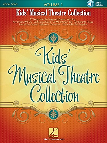 Kids musical theatre collection volume 1 songbook kindle kids musical theatre collection volume 1 songbook by hal leonard corporation fandeluxe Images