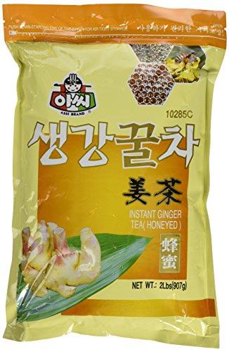 Loose Instant Ginger Tea Honeyed - 2lbs
